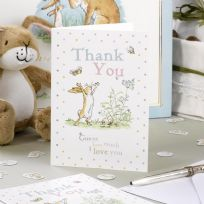 Guess How Much I Love You Thank You Cards (10)
